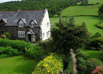 Thumbnail 3 bed semi-detached house for sale in Old Christ Church, Llawryglyn, Caersws, Powys