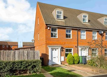 Thumbnail 3 bed end terrace house for sale in Old College Walk, Cosham, Portsmouth