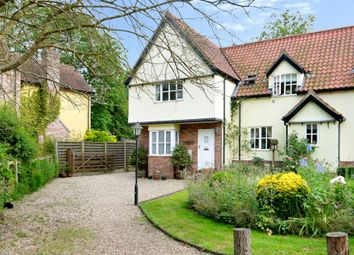 3 bed semi-detached house for sale in Glemsford, Sudbury, Suffolk CO10
