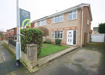 Thumbnail 3 bed semi-detached house for sale in Berkshire Drive, Woolston, Warrington