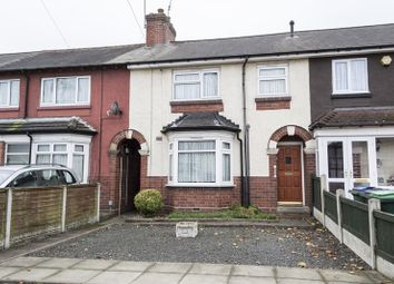 Thumbnail 3 bed terraced house for sale in Warley Road, Oldbury