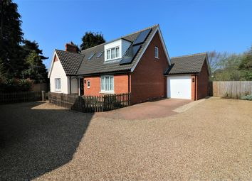 Thumbnail 4 bedroom detached house for sale in Bishops Park, Dereham