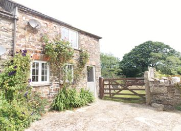 Thumbnail 2 bed cottage to rent in Bray Shop, Callington