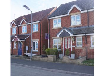 Thumbnail 3 bed semi-detached house for sale in Ladyburn Way, Morpeth