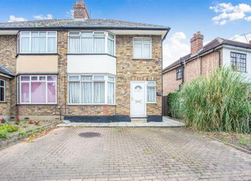 Thumbnail 3 bed semi-detached house for sale in Pield Heath Road, Uxbridge