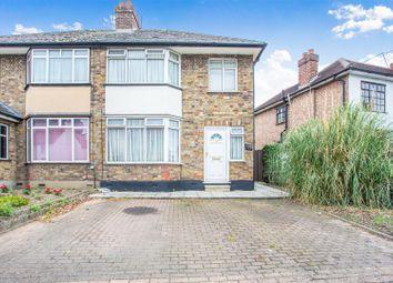 Thumbnail 3 bed semi-detached house for sale in Pield Heath Road, Uxbridge