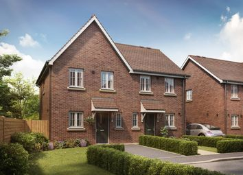 Thumbnail 2 bed semi-detached house for sale in Clent View, Haden Cross, Cradley Heath