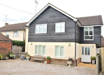 Thumbnail 5 bedroom detached house for sale in Manuden, Bishop's Stortford, Essex