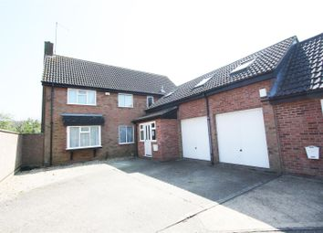 Thumbnail 4 bed detached house for sale in Lakeside, Werrington, Peterborough