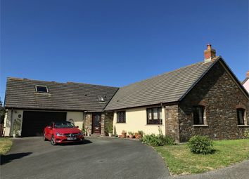 Thumbnail 3 bed detached bungalow for sale in 30 West Lane Close, Keeston, Haverfordwest, Pembrokeshire