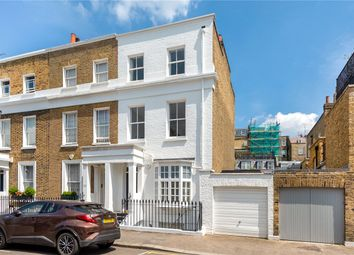 Thumbnail 5 bed terraced house to rent in Ovington Street, London