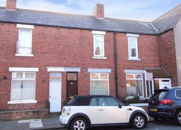 Thumbnail 2 bed terraced house for sale in 132 Greystone Road, Carlisle, Cumbria
