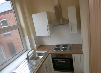 Thumbnail 1 bed flat to rent in York Street, Leicester