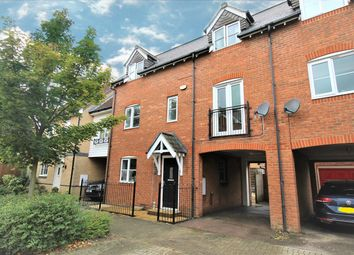 3 bed town house for sale in Demoiselle Crescent, Ipswich IP3