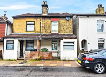 Thumbnail 3 bedroom semi-detached house for sale in Broomfield Road, Swanscombe, Kent