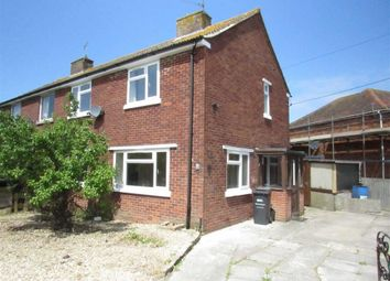 Thumbnail 3 bed semi-detached house to rent in Killarney Avenue, Burnham-On-Sea