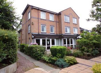 Thumbnail 1 bedroom property for sale in Rectory Court, 114 Church Lane, Marple, Cheshire