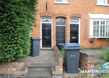 Thumbnail 4 bed terraced house to rent in Metchley Lane, Harborne, Birmingham