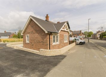 Thumbnail 2 bed detached bungalow for sale in The Green, Hasland, Chesterfield
