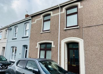 3 bed terraced house for sale in Clifton Terrace, Llanelli SA15