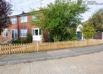 3 bed semi-detached house for sale in Queen Anne Road, West Mersea, Essex CO5
