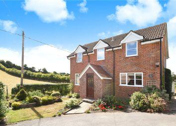 Thumbnail 4 bed detached house for sale in Tarrant Gunville, Blandford Forum, Dorset