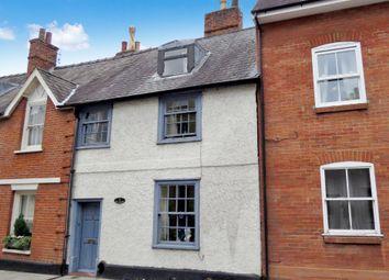 Thumbnail 3 bedroom cottage for sale in Sparhawk Street, Bury St. Edmunds