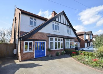 Thumbnail 3 bed semi-detached house for sale in Parkcroft Road, West Bridgford