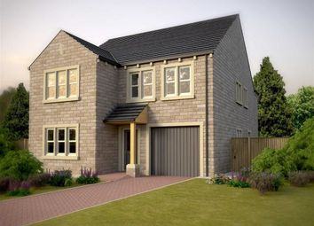 Thumbnail 4 bed detached house for sale in Plot 6, Laund Croft, Salendine Nook