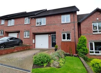 Thumbnail 4 bed terraced house for sale in St. Josephs Gardens, Carlisle, Cumbria