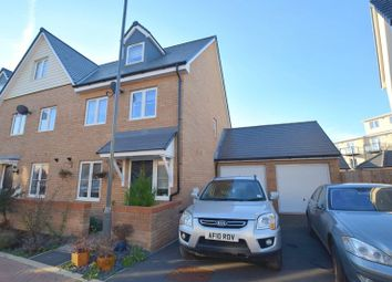Thumbnail 3 bed end terrace house for sale in Conference Road, Aylesbury
