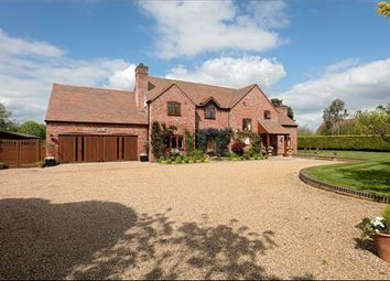 Thumbnail 5 bed detached house for sale in Hampton Lucy, Warwick