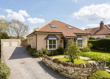 Thumbnail 5 bed detached bungalow for sale in Church Lane, Welburn, York
