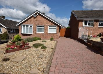 Thumbnail 2 bed detached bungalow for sale in Carsington Crescent, Allestree, Derby