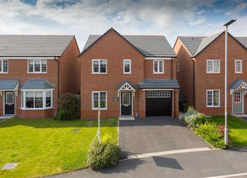 Thumbnail 4 bedroom detached house for sale in Snowdrop Grove, Warton, Preston
