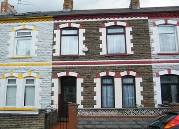 Thumbnail 3 bed property to rent in Marion Street, Splott, Cardiff
