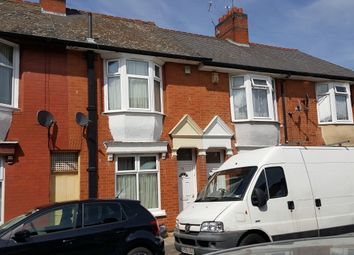 Thumbnail 3 bed terraced house to rent in Bonsall Street, Leicester
