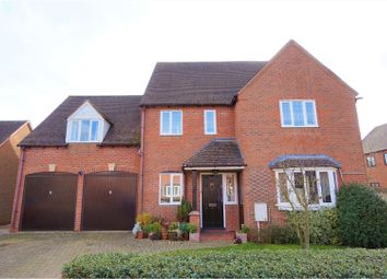 Thumbnail 5 bed detached house for sale in Jacksons Orchard, Stratford-Upon-Avon