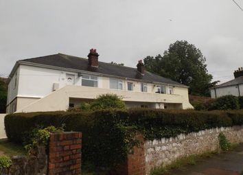Thumbnail 2 bed flat for sale in Hele, Torquay, Devon