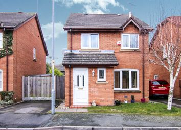 Thumbnail 4 bed semi-detached house for sale in Foxall Way, Great Sutton, Ellesmere Port
