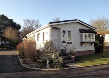 Thumbnail 2 bed bungalow for sale in Oaklands Park, Roughton Moor, Woodhall Spa