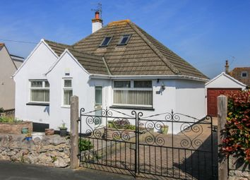 Thumbnail 3 bed detached bungalow for sale in Park Road, Kingskerswell, Newton Abbot