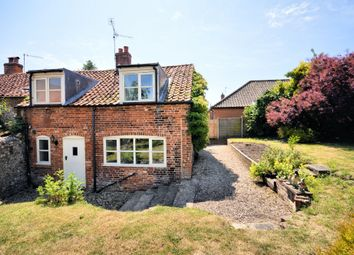 Thumbnail 2 bed cottage to rent in Wells Road, Walsingham