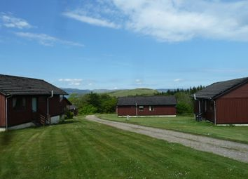 Thumbnail 3 bed property for sale in Meldalloch Lodges, Kilfinan, Tighnabruaich, Argyll And Bute