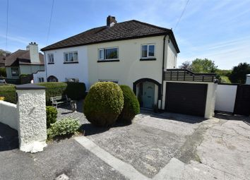 Thumbnail 3 bed semi-detached house for sale in Uzmaston Road, Haverfordwest