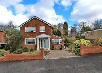 Thumbnail 3 bedroom detached house for sale in Hamilton Road, Prestwich, Manchester