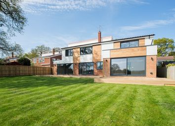 Thumbnail 6 bed property to rent in Queen Anne Drive, Claygate, Esher