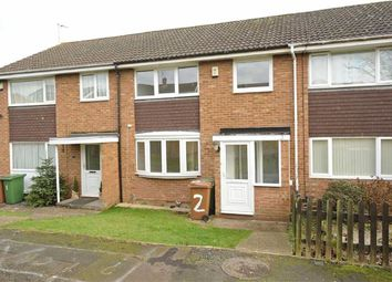Thumbnail 3 bed terraced house for sale in Pytchley Rise, Wellingborough