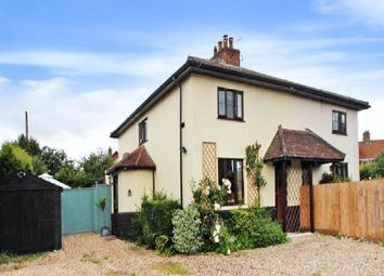 Thumbnail 3 bed cottage for sale in Norwich Road, Barnham Broom, Norwich