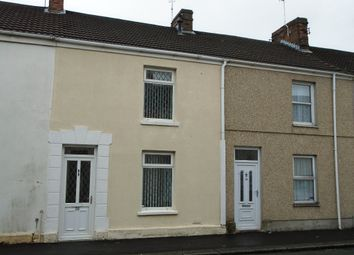 Thumbnail 2 bedroom terraced house for sale in Dillwyn Street, Llanelli, Carmarthenshire, West Wales
